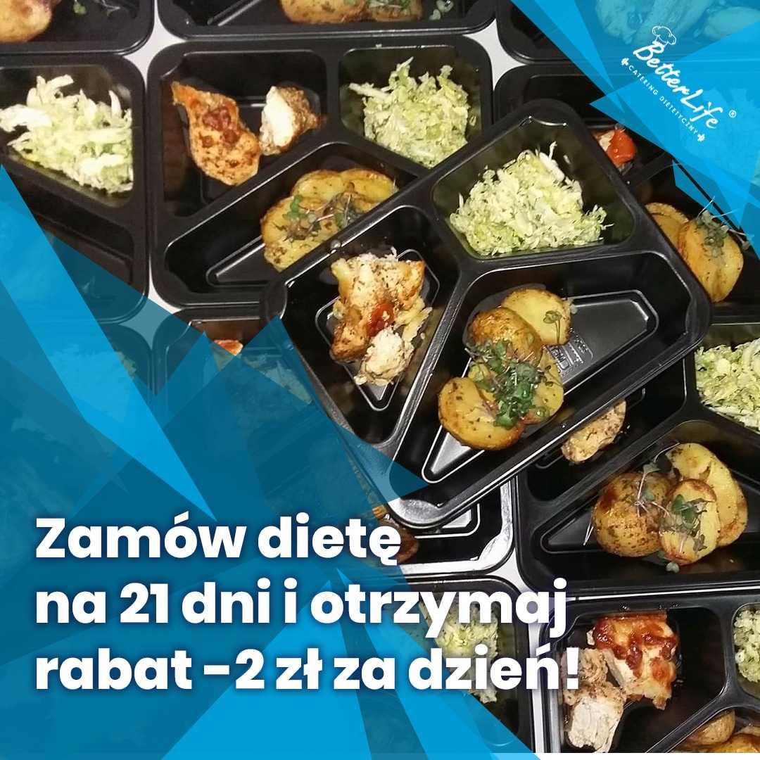 rabaty promocyjne catering dietetyczny