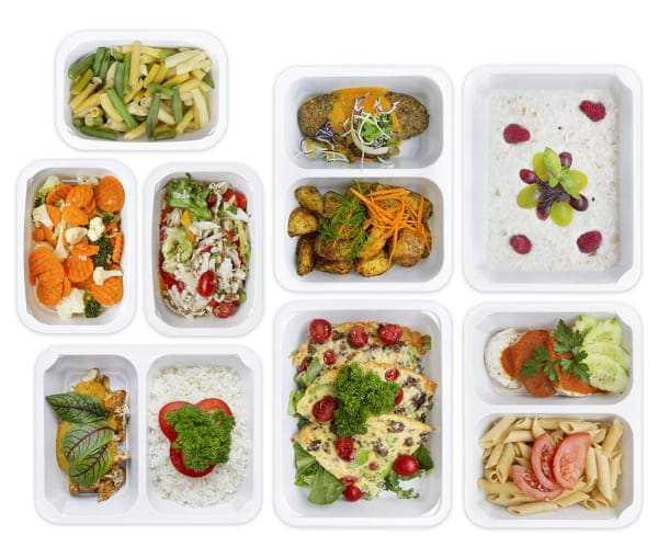 menu catering dietetyczny - dieta kulturystyczna plus