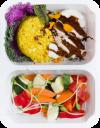 catering pudełkowy - dieta kulturystyczna