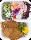 catering pudełkowy - dieta standard